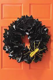 Halloween Wreath Ideas Front Door 20 Diy Fall Wreaths Easy Ideas For Autumn Wreaths
