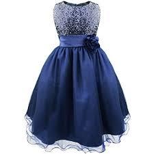 navy blue toddler dress