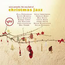 various artists verve presents very best of christmas jazz