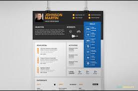 Interactive Resume 15 Resume Templates Bundle Zippypixels