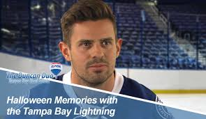 tampa bay lightning halloween memories with erik condra and alex