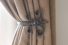 Wooden Curtain Holdbacks Uk Metal Curtain Holdbacks Uk Nrtradiant Com