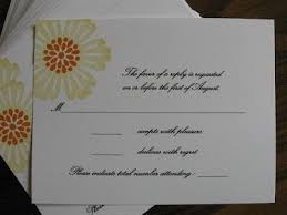 wedding invitation response card common response cards along with the wedding invitation