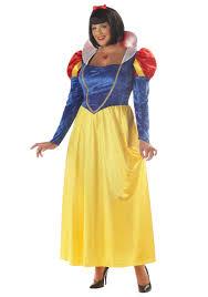 plus womens deluxe snow white costume plus size snow white dress