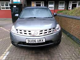 2006 nissan murano cvt automatic in uxbridge london gumtree