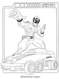 power ranger pictures kids coloring