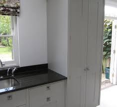 ex display kitchen island for sale â 85 000 smallbone of devizes mandarin painted kitchen inc 3