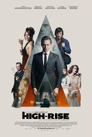 Seeking Poster High Rise Poster Has More Than A Hint Of Clockwork Orange