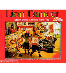 lion dancer book lion dancer big book teaching guide by kate waters