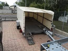 carrello porta auto usato vendesi subito impresa srl usato carrello centinato trasporto
