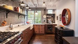 kitchen design ideas modern industrial kitchen design open