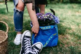 one of the top trends this year is an ikea bag u2013 kaboompics blog