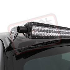 50 rigid led light bar w roof mount brackets 2007 2013 suburban