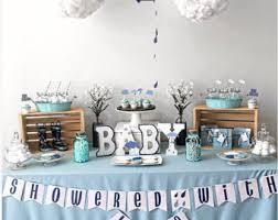 baby shower for a boy boy baby shower etsy