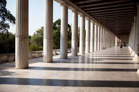 greek architecture building the classical greek city