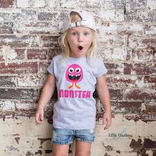 monster shirt shirts for toddlers baby bodysuit