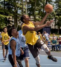 northeast 3x3 basketball tournament a hit with players fans