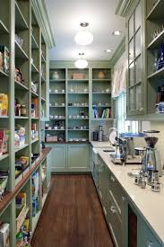 Wood Pantry Shelving by Pantry Shelving Systems Kitchen Farmhouse With Kitchen Cart