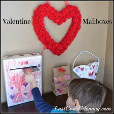 east coast mommy valentine mailboxes crafts for kids