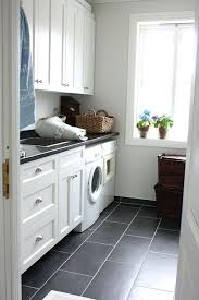 laundry room floor cabinets black and white laundry room design ideas laundry room design black