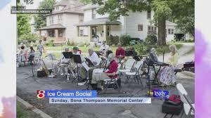 family friendly ice cream social in irvington wish tv