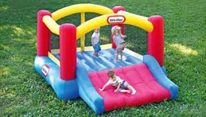 Kids Outdoor Entertainment - best inflatable bounce house bouncing entertainment for kids