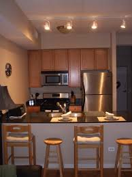 Kitchens With Track Lighting by Ceiling Track Lights For Kitchen Tomic Arms Com