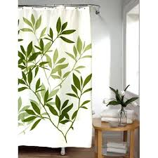 Green And Brown Shower Curtains Brown And Green Shower Curtain Copper Grove Flower Blue Brown