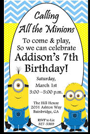 diy minion invitations colors minion photo invitations with minion bday party invites