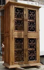 Rustic Bar Cabinet Armario Antiguo En Bar Casa Pinterest Bar