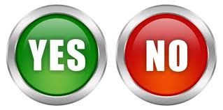 yes or no just answer the question chaplain u0027s blog
