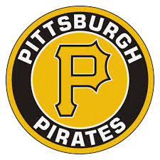 pirates logo roundel mat 27