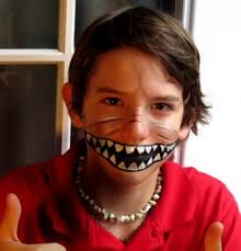 big mouth design face painting ideas pinterest face paintings