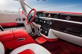 rolls royce 2016 interior rolls royce makes one off phantom coupe al adiyat performancedrive