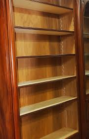 Timber Bookcases A Stunning Gothic Styled Bookcase Hand Made In Honduras Mahogany