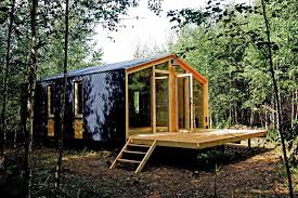 dubldom a modular tiny house from russia bio architects small