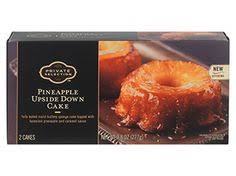 amber honey apple spice upside down cake private selection
