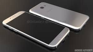 si e samsung exclusive samsung galaxy a5 2017 renders and leaked