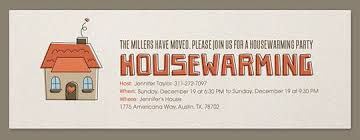 housewarming invitations evite