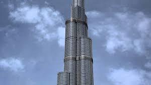tower burj khalifa dubai 828 meters youtube