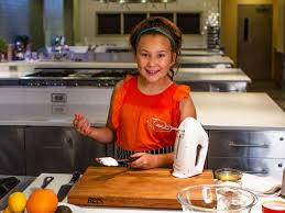 scarlett can really cook get to know the rachael ray u0027s kids cook