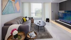 Living Room Furniture Hong Kong A Dated Hong Kong Apartment Gets A Contemporary Makeover Post