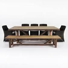 teak trestle dining table 23 best reclaimed teak furniture images on pinterest lawn