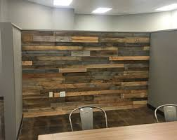 reclaimed wood accent wall wood from recwood planks in ready to install barnwood planks made from barn