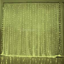 wedding backdrop lights cheap fairy curtain lights fabric backdrops curtain string