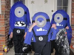 Minion Halloween Costumes Kids 408 Group Halloween Costume Ideas Images Diy