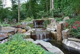 exterior design interesting koi pond design ideas classy exterior