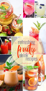 fruity martini recipes summer drinks to sip away the heat tidymom