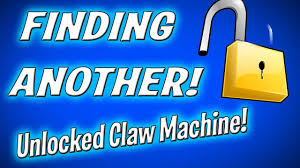 unlocked sugarloaf claw machine again at walmart open glass