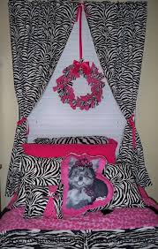 Pink Black And White Shower Curtain Captivating Pink And Black Zebra Curtains 88 In Target Shower